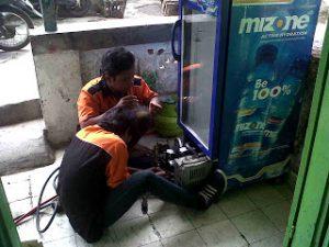 Service Kulkas Bintaro Terpercaya